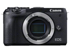 Canon EOS M6 Mark II Gehäuse