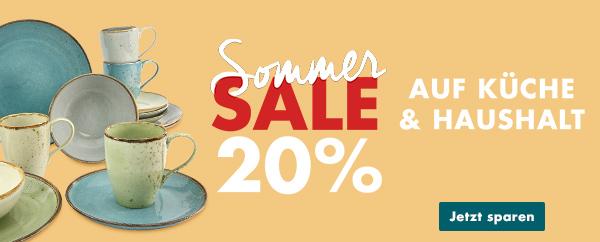 Bild zu Galeria Dienstags Deal: 20% Rabatt auf Artikel der Sparten Küche und Haushalt