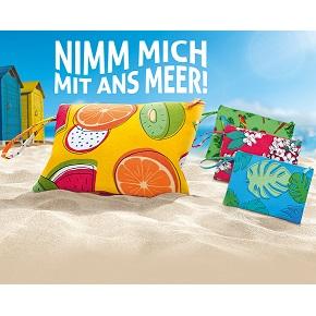 Bild zu Kostenlose Beach Bag beim Kauf von Unileverprodukten für 5€