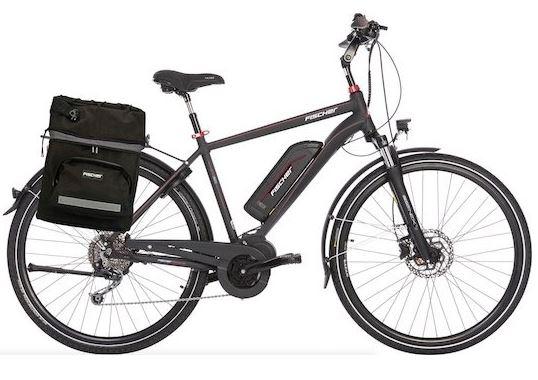 Bild zu OTTO: nur heute – 20% Rabatt auf E-Bikes – z.B. Fischer ETH 1920 für 1.599€ (statt 1.799€)