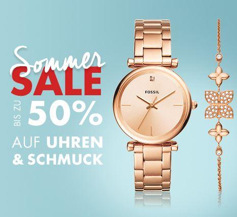 Bild zu Galeria: bis zu 50% Rabatt auf Uhren und Schmuck