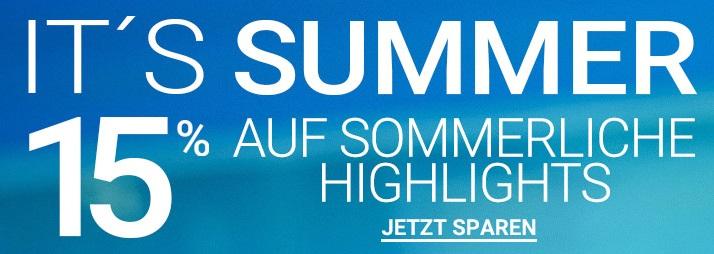 Bild zu Gebrüder Götz: 15% Rabatt auf ausgewählte sommerliche Highlights