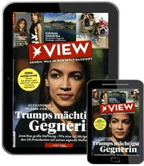 """Bild zu 12 Monate die """"VIEW"""" als E-Paper im Prämien-Abo dank 5€ Rabatt für 25€ + bis zu 25€ Prämie"""