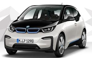 Bild zu BMW i3 Elektrofahrzeug für 159€/Monat (18 Monate Laufzeit, 10.000km/Jahr–LF = 0,47)