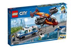 Bild zu LEGO City 60209 Polizei Diamantenraub für 29,99€