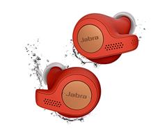 Bild zu JABRA Elite Active 65T True-Wireless-Kopfhörer in Kupfer/Rot für 79€