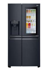 Bild zu LG Side-by-Side GSX961MTAZ, InstaView Door-in-Door, 601 l, Wassertank, A++ für 1.579€ + 272,10€ in Superpunkten (Vergleich: 1.745€)