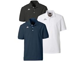 Bild zu 3er Pack Kappa Poloshirts für 29,99€