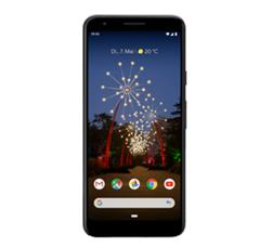 Bild zu Google Pixel 3a 64GB für 19,99€ (VG: 299€) mit 5GB LTE Datenflat, Sprach- und SMS Flat im Vodafone Netz für 12,99€/Monat