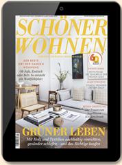 Bild zu SCHÖNER WOHNEN Digital E-Paper (12 Ausgaben) für 2,95€ anstatt 49,08€