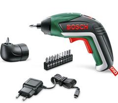Bild zu Bosch Akkuschrauber IXO Generation V mit Winkeladapter für 34,94€