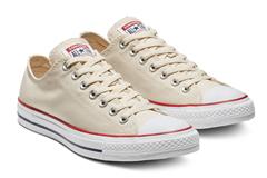 Bild zu Chuck Taylor All Star Classic Low Top natural white für 35€ (Vergleich: 54,44€)