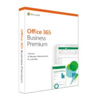 Bild zu Microsoft Office 365 Business Premium (bis zu 15 Geräte) für 59€