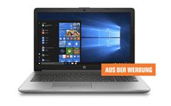Bild zu HP 255 G7 Notebook (15.6 Zoll Display, Ryzen™ 3 Prozessor, 8 GB RAM, 512 GB SSD, AMD Radeon™ R3 Grafik, Asteroid Silber) für 333€ (Vergleich: 389,99€)