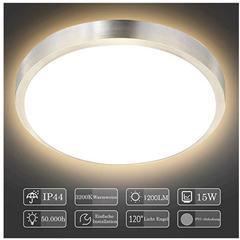 Bild zu Hengda LED Deckenleuchte in verschiedenen Ausführungen ab 13,99€