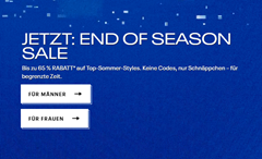 Bild zu Reebok: End of Season Sale mit bis zu 65% Rabatt