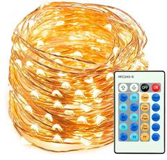 Bild zu 20m Lichterkette mit 200 LEDs von TaoTronics für 9,99€