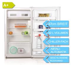 Bild zu Comfee KSE8547 Tischkühlschrank (92L, A+) für 95€
