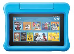 Bild zu Amazon Fire 7 Tablet Kids Edition (2019, 16 GB, 1 GB RAM, 7 Zoll, Fire OS) für 69,99€ (Vergleich: 93,95€)