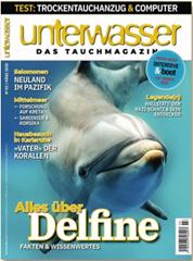 """Bild zu [Top] Jahresabo (12 Ausgaben) """"unterwasser"""" für 2,95€"""