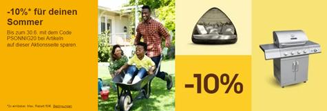Bild zu [nur noch heute] eBay: 10% Rabatt auf ausgewählte Artikel in den Bereichen Haus & Garten, Business & Industrie sowie Heimwerker