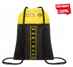 Bild zu Borussia Dortmund BVB PUMA Fan Gym Sack für 12,94€ (Vergleich: 19,26€)