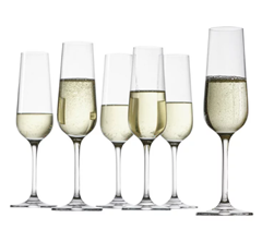 Bild zu Leonardo Tivoli Sektgläser Set 12-teilig (220 ml, TEQTON-Glas) ab 24,92€ (Vergleich: 40,90€)