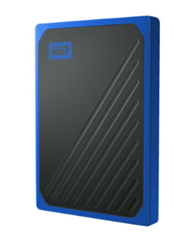 Bild zu WD My Passport™ Go 500 GB 2.5 Zoll externe Festplatte für 57,50€ (Vergleich: 69,95€)