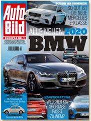 """Bild zu 6 Monate (26 Ausgaben) die Zeitschrift """"Auto Bild"""" als Schnupperabo für 70,20€ lesen + 70€ Amazon.de Gutschein"""