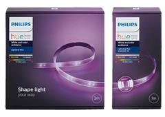 Bild zu Philips Hue LightStrip Plus 2m Basis + 1m Erweiterung für 58,48€ inklusive Versand (VG: 88,52€)