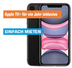 Bild zu [Knaller] iPhone 11 für 629,41€ (VG: 715,86€) oder in der 128GB Version für 715,86€ (VG: 805€)