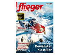 """Bild zu 12 Ausgaben der Zeitschrift """"Fliegermagazin"""" für 81,60€ + 75€ Amazon Gutschein für den Werber"""