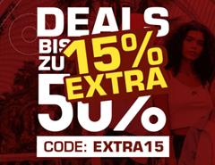 Bild zu Snipes: Sale mit bis zu 50% Rabatt + 15% Extra Rabatt