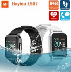 Bild zu Xiaomi Haylou LS01 Smartwatch (globale Version, IP68) für 25,99€