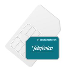 Bild zu 20GB o2 LTE Datenflat inklusive SMS- und Sprachflat für 16,99€ pro Monat – monatlich kündbar