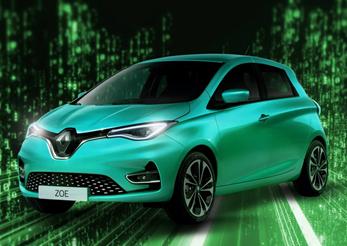 Bild zu [Top Gewerbeleasing] Renault Zoe Life ZE 50 effektiv kostenlos + 209,24€ Bereitstellung (24 Monate, 10.000km/Jahr, LF 0,04)
