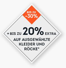 Bild zu SportScheck: bis zu 30% Rabatt auf Kleider & Röcke + bis zu 20% Extra Rabatt dank Gutschein