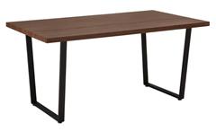 Bild zu Esstisch in Walnussfarben Dave ca. 160x90cm für 74,87€