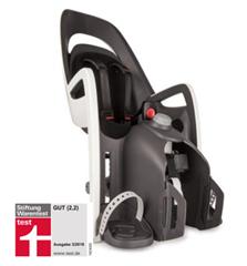Bild zu hamax Fahrradsitz Caress mit Gepäckträgeradapter für 90,99€ (Vergleich: 113,99€)
