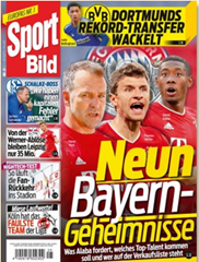 Bild zu Halbjahresabo (25 Ausgaben) der SportBILD für 67,60€ + 65€ BestChoice als Prämie