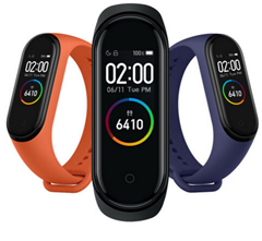 Bild zu Original Xiaomi Mi Band 4 Bluetooth 5.0 Fitness Tracker für 22,49€