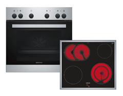 Bild zu Siemens EQ110KA0EE Einbauherd-Set Edelstahl für 406,43€ (Vergleich: 500,95€)