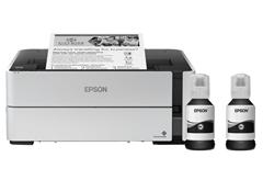 Bild zu Epson EcoTank ET-M1170 Tintenstrahldrucker (schwarz/weiß A4, Drucker, Duplex, USB, Wi-Fi, LAN) für 159€ (Vergleich: 199€)
