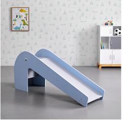 Bild zu Bessagi Kids Kinderrutsche in Grau/Blau für 80,82€