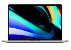 Bild zu Apple MacBook Pro (16″, 16GB RAM, 512GB Speicherplatz, 2,6GHz Intel Core i7) – Space Grau für 2.033€ (Vergleich: 2.389,99€)