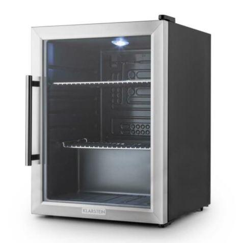 Bild zu Klarstein Beersafe XL Getränkekühlschrank A++ mit 60l Fassungsvermögen für 189,02€ (VG: 262,89€)