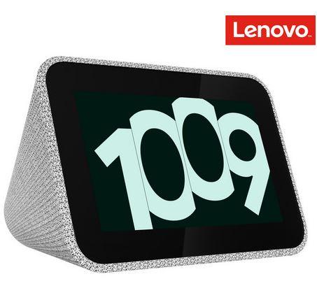 Bild zu Lenovo Smart Clock mit Google Assistant für 50,90€ (VG: 75,99€)