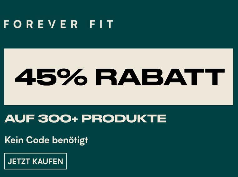 Bild zu MyProtein: 45% Rabatt auf über 300 Produkte + 25% Rabatt dank Gutschein