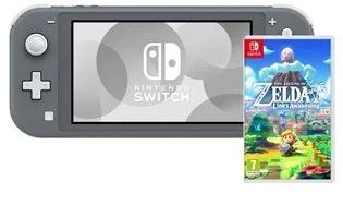 Bild zu Nintendo Switch Lite + The Legend of Zelda: Link's Awakening für 221,98€ (VG: 264€)