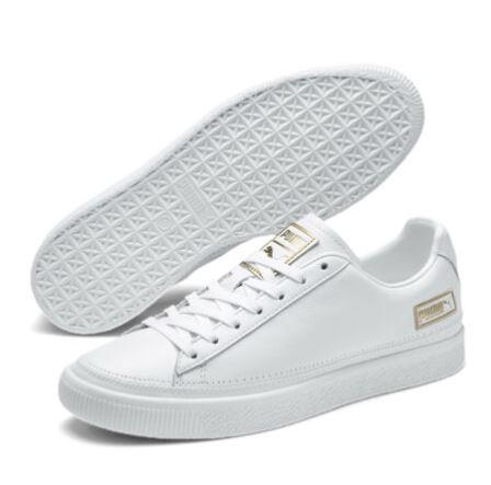 Bild zu PUMA Basket Stitch Sneaker Unisex Schuhe in drei verschiedenen Farbvarianten für 29,59€ (VG: 49,99€)